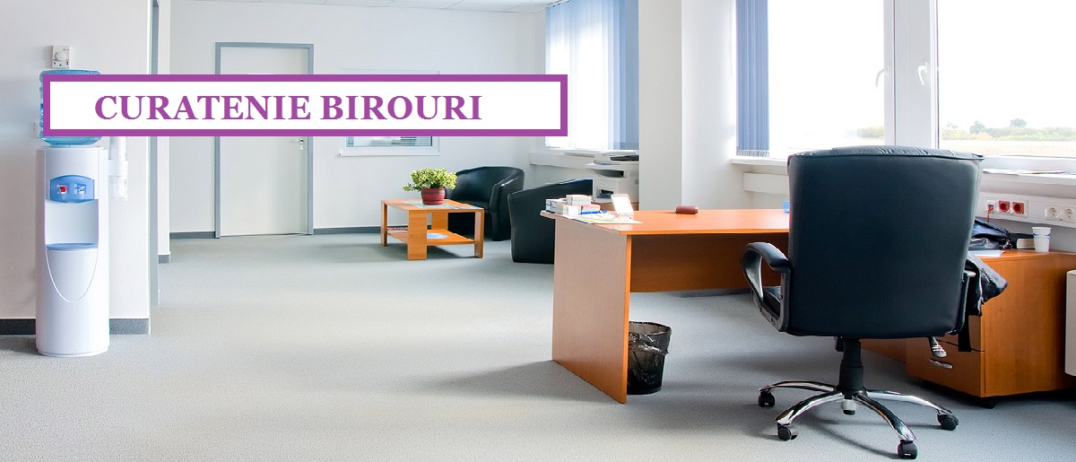 Curatenie Birouri